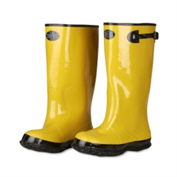 Cordova Hi-Vis Rubber Boots, Yellow BYS17