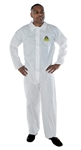 Cordova Disposable Coveralls, Defender Series, Premium Microporous, CPE
