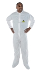 Cordova Disposable Coveralls, Hood, Boots, Defender, CPHB