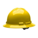 Cordova Full-Brim Hard Hat, DUO Series 6-Pt Ratchet (By the Case)