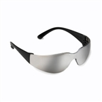 Cordova Bulldog Series Silver Mirror Safety Glasses, EHB70S