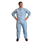 Cordova Flame Resistant Disposable Coverall, Collar, Size 2XL, FRC150