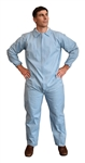 Cordova Flame Resistant Disposable Coverall, Size Large, Defender FRC150
