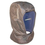 Cordova Quilted Winter Hard Hat Liner, Shoulder Length, HL350