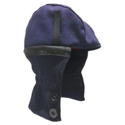 Cordova Zip On Sides Winter Hard Hat Liner