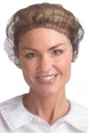 Cordova Disposable Nylon Hair Net, HN19W-10