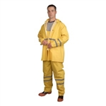 Cordova Hi-Vis Yellow Rainsuit, 3-Piece, HV353Y