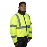 Cordova Winter Jacket, Class 3, Reptyle, Lime