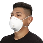 Cordova N95 Valved Respirators, Particulate, NIOSH, NX95V2