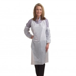 Cordova Disposable Apron, Polyethylene, PA2846