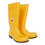 Cordova Yellow 16 Inch PVC Steel-Toed Boots