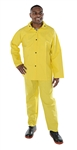 Cordova FR Rain Suit, 3 Piece Yellow R8023FR