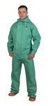 Cordova FR Acid/Chemical Suit, One Piece 5XL RS45G