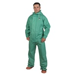 Cordova FR Acid/Chemical Suit, One Piece Large RS45G