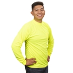 Cordova Lime Long Sleeve Shirt, Non Rated V141