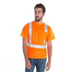 Cordova Class 2 Shirt, Short Sleeve Orange V410