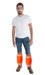Cordova Hi-Vis Leg Gaiters, Orange Class E VLG100