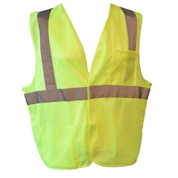 Cordova X Back Safety Vest, Class 2, VX211P