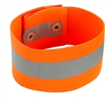 Ergodyne Reflective Arm/Leg Band, L/XL, Orange 29012