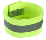 Ergodyne Reflective Arm/Leg Band, L/XL, Lime 29014
