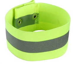 Ergodyne GloWear 8001 Reflective Arm/Leg Band, Orange or Lime