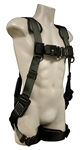 FrenchCreek STRATOS Vest Style Harness, QC Leg Straps, 1-D