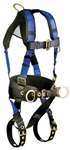 FallTech Contractor Full Body Harness 3 D-Ring 7073B