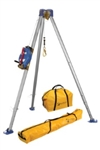FallTech Confined Space Rescue Tripod Kit 7500S