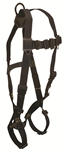 FallTech 7047 Arc Flash Full Body Harness, 1-D Ring