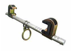 FallTech Dual Ratcheting Beam Anchor