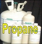 Gasco Propane Calibration Gas Mixture