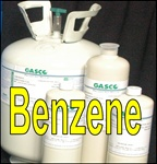 Gasco Benzene Calibration Gas Mixture