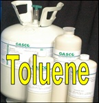 Gasco Toluene Calibration Gas Mixture