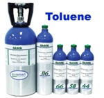 Gasco Toluene Calibration Gas Mixture, EcoSmart