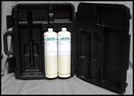 Gasco Two Cylinder Calibration Gas Carrying Case (17 & 34 L Cylinders)