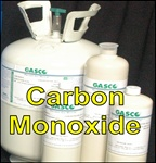 Gasco Carbon Monoxide Calibration Gas Mixture