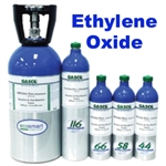 Gasco Ethylene Oxide Calibration Gas Mixture, EcoSmart