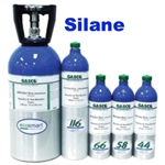 Gasco Silane Calibration Gas Mixture, EcoSmart