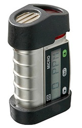 GfG Portable Single Gas Monitor, MICRO IV