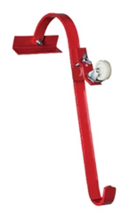 Guardian Ladder Hook with Wheel, 2481