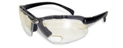 Global Vision Bi-Focal Reader Safety Glasses, C-2
