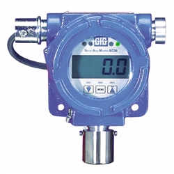 GfG Fixed Gas Detector, Oxygen 0-25.0% Vol. Relays EC 36