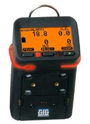 GfG Portable Multi-Gas Monitor G450