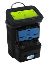 GfG Gas Monitor, 4-Gas, Pump, Rechargeable, G450