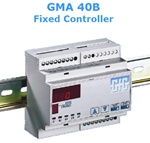 GfG Gas Detection Controllers, GMA 40B Series
