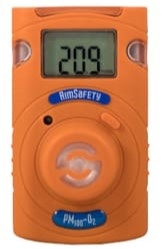 Macurco Gas Detector, Oxygen, PM100 (O2)