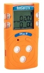 Macurco 4-Gas Detector with Infrared LEL Sensor, PM400