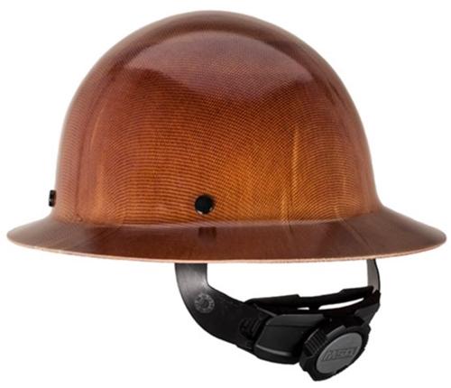 msa skullgard full brim hard hat for head protection 475407