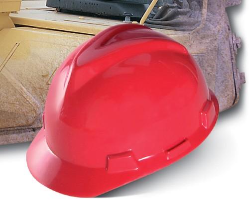 a134b5aded6 MSA Standard V-Gard Cap Style Hard Hat