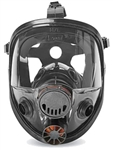North Full Face Respirator, 7600 Series,Size M/L
